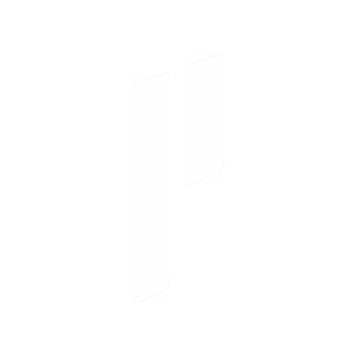 Logo von Projectone mit weißem Buchstaben P